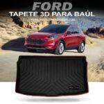 Tapete termoformados 3d para baul de carros marca ford