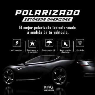 polaricados para mazda king innovation bogota